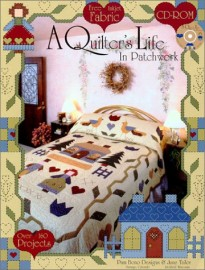 A Quilter's life in patchwork, Pam Bono