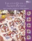 Fabulous quilts from favorite patterns (from Australian P&Q magazine)