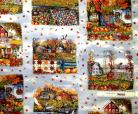 Fall Quilts 1/4yd
