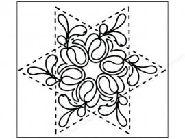 Plumed Star 7 3/4
