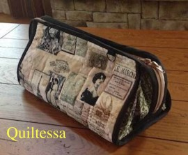 Tutorial: Quilters sewing bag (PDFl)