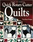 Quick rotary cutter quilts, Pam Bono