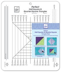 Half Square Slotted Ruler