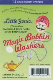 Bobbin washers
