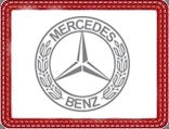 Mercedeses for Sewing