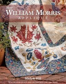 More William Morris in applique
